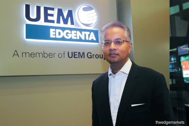 Newsbreak: UEM Edgenta's Azmir Merican to helm Sime Darby Property