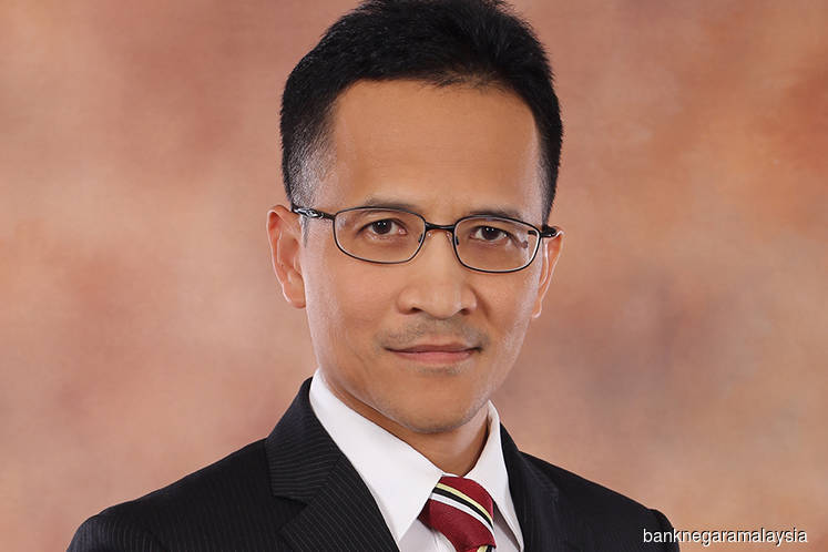 Bank Negara says Aznan Abdul Aziz will be new assistant governor