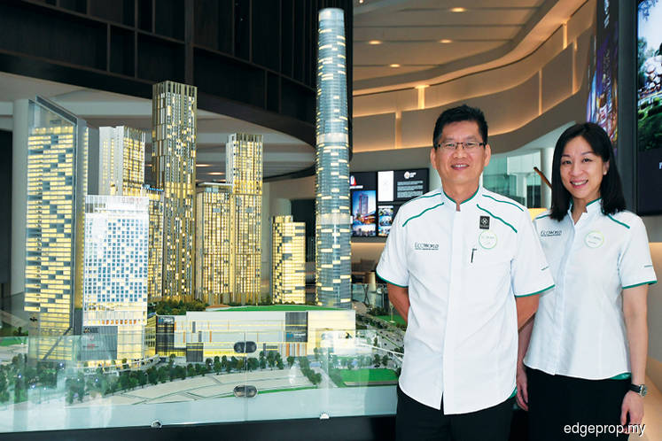 BBCC phase 2 to start next year with third serviced apartment block