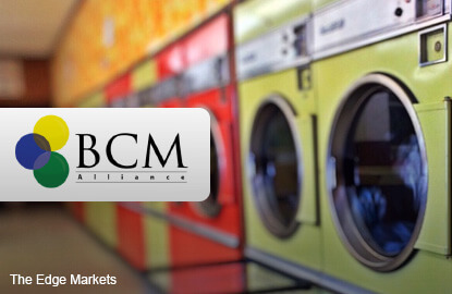 BCM Alliance up on profit growth, dividend