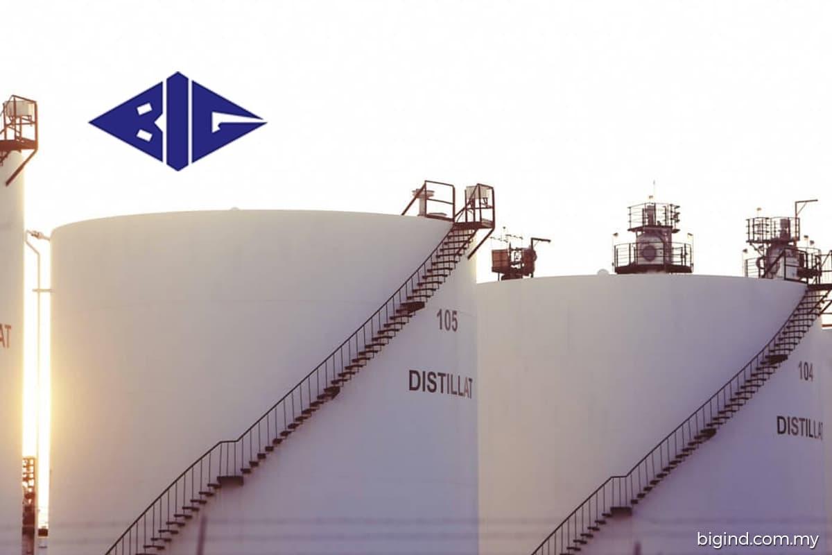 B.I.G. Industries股价大涨20%
