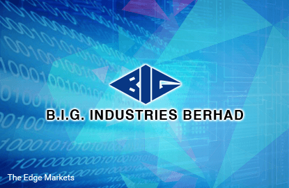 Stock With Momentum: B.I.G. Industries
