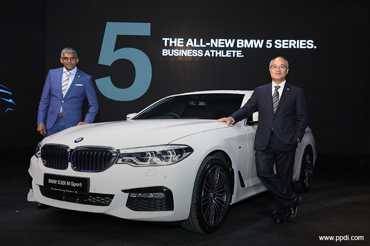 BMW Malaysia sees little impact on premium market from subdued consumer sentiment