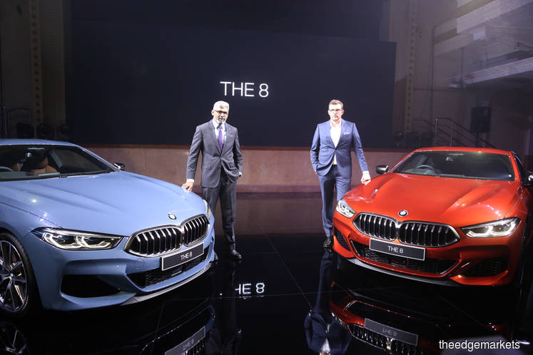 BMW Malaysia kicks off 2019 launches with luxury coupe