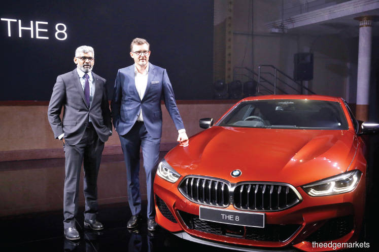 BMW launches M850i xDrive Coupe, priced at RM1.09m