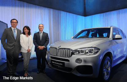 BMW ups the ante with new BMW X5