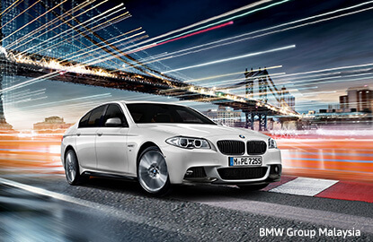 BMW Malaysia introduces special limited edition BMW 5 series to mark its 100th year celebrations