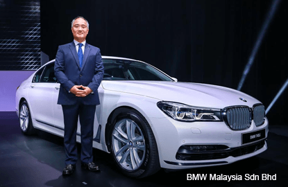 BMW Malaysia achieves sixth straight record sales year
