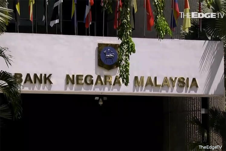 Bank Negara's foreign reserves up 0.7% to US$98.7b as at June 15, 2017