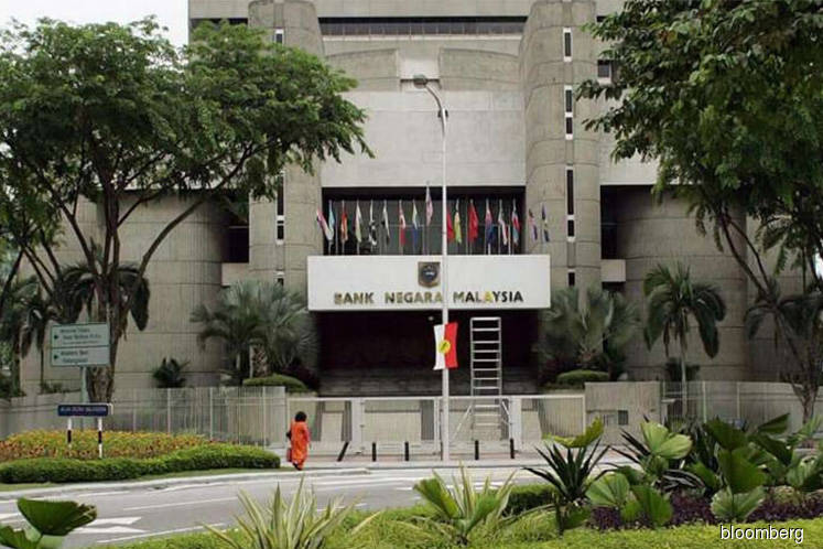 Bank Negara wants cash transactions to be capped at RM25,000 next year