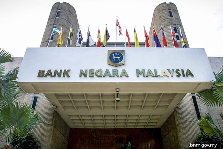 Bank Negara Malaysia international reserves at US$100.4b as at Aug 15