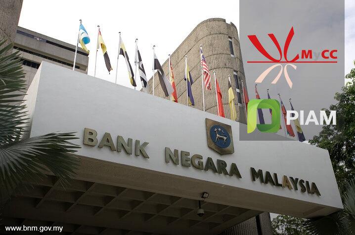 BNM: MyCC's decision against general insurers will impact consumer interest