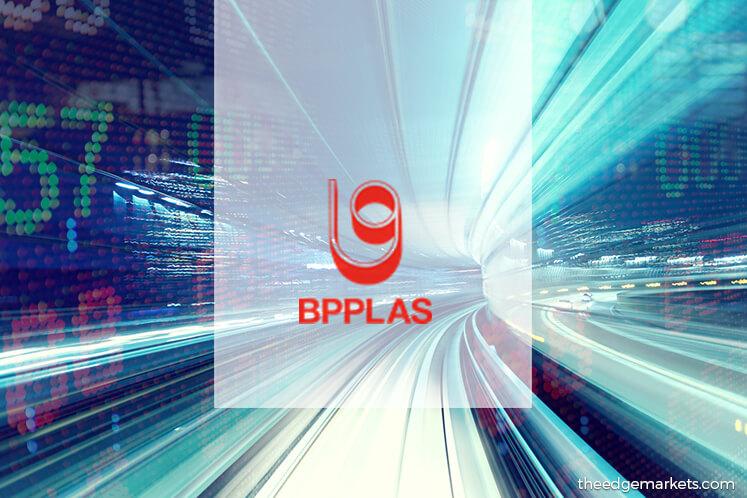 Stock With Momentum: BP Plastics Holding