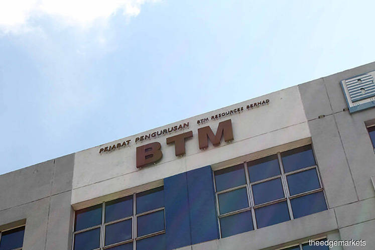 BTM Resources jumps 18% on MoU to set up wood pallet plant