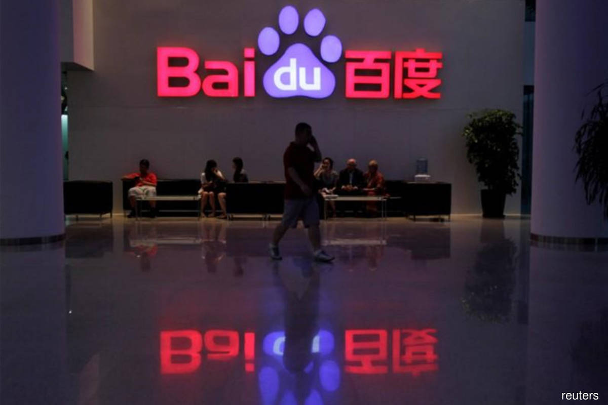 China's Baidu to create intelligent EV company with automaker Geely
