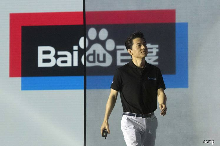 Baidu chief Robin Li calls for bold moves to 'get back on top' as it readies for AI future
