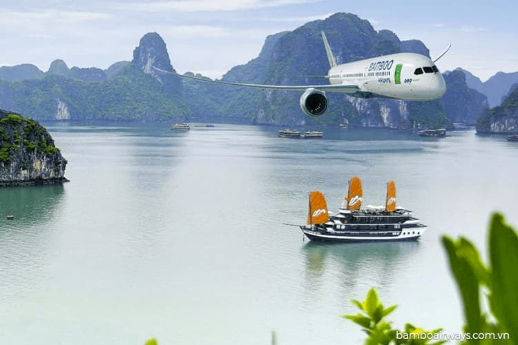 Bamboo Airways Expects A $1 Billion Market Cap at Listing
