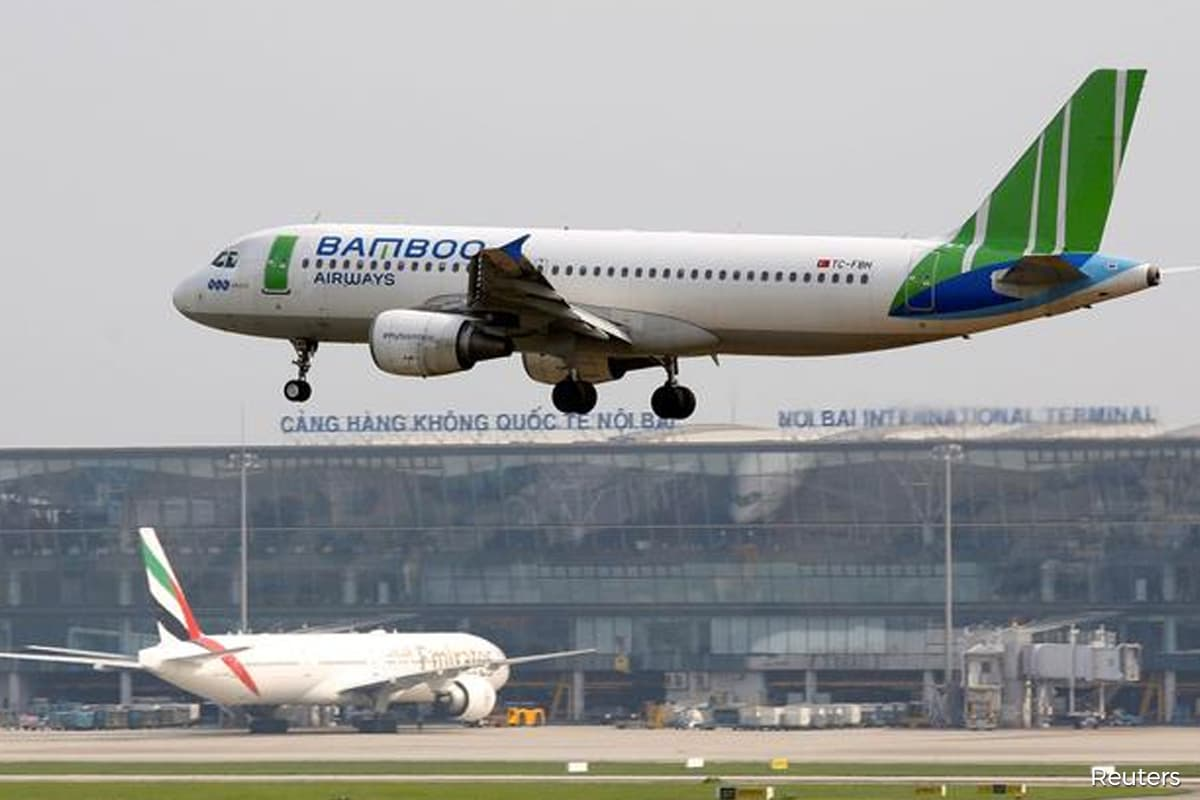 Vietnam's Bamboo Airways to sign US$2 billion deal with GE for engines on Boeing jets