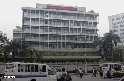 Bangladesh police detail suspicions of inside help in c.bank heist