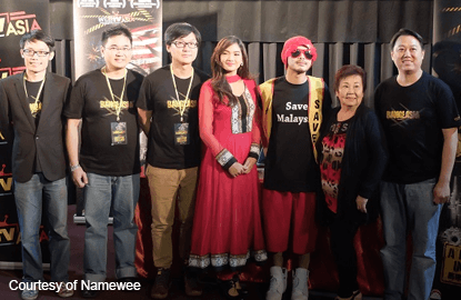 Namewee's banned movie, 'Banglasia', screened in Singapore