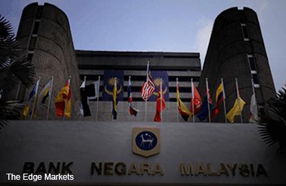 Bank Negara may adjust OPR by 25 basis points as soon as 1Q2017, says AllianceDBS IB
