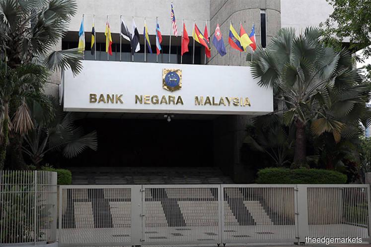 Bank Negara int'l reserves slip to US$103.4b as at April 30