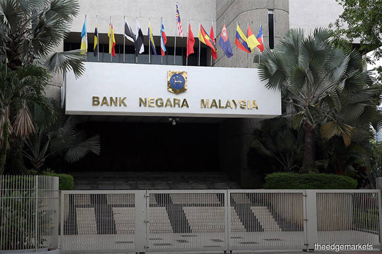 Bank Negara seen holding rates, eyes 2020 global growth