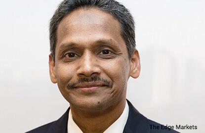 Shaik Abdul Rasheed is the new BNM deputy governor