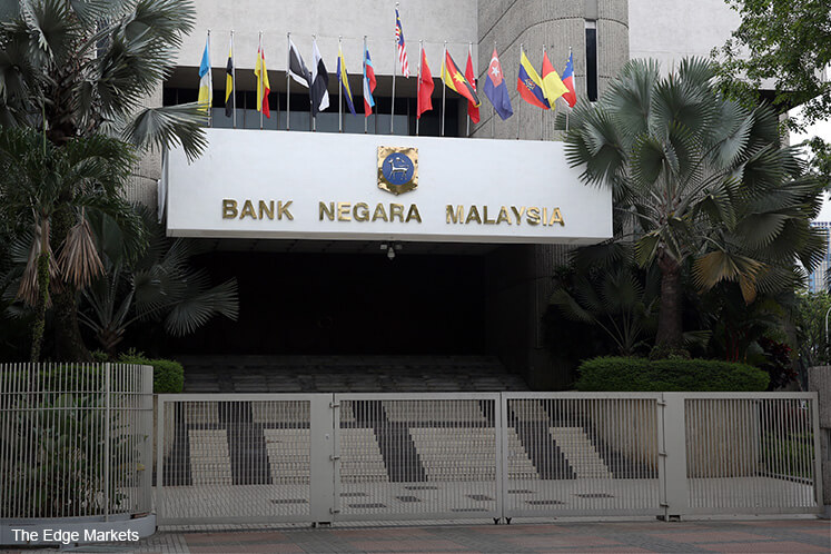Bank Negara 'basically insolvent' in 1993/94 after forex losses