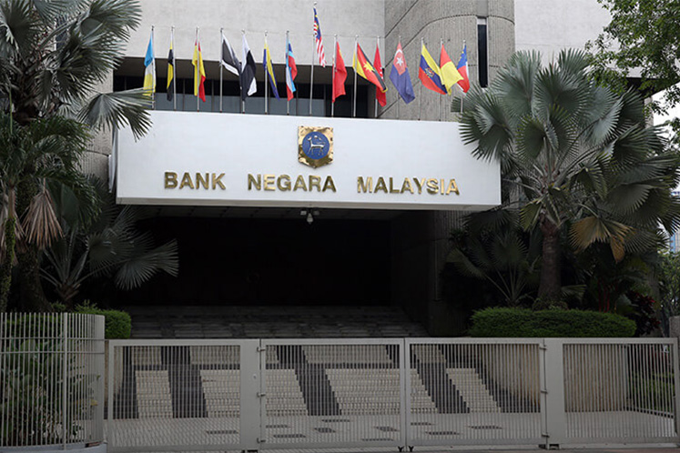 Bank Negara's international reserves down to US$103.1b as at Aug 15