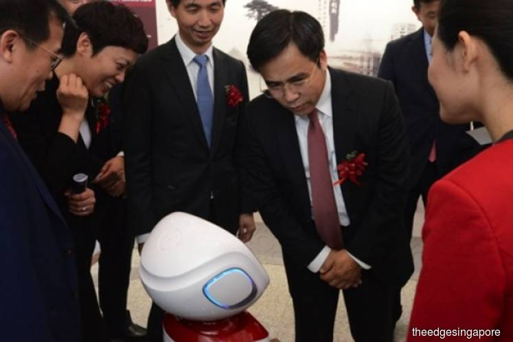Bank of China launches innovation lab in Singapore