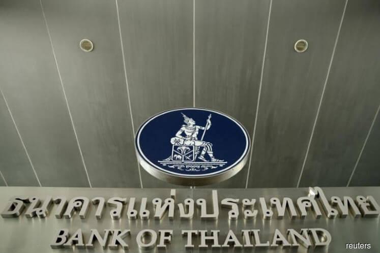 Thai c.bank says rate cut won't curb capital inflows