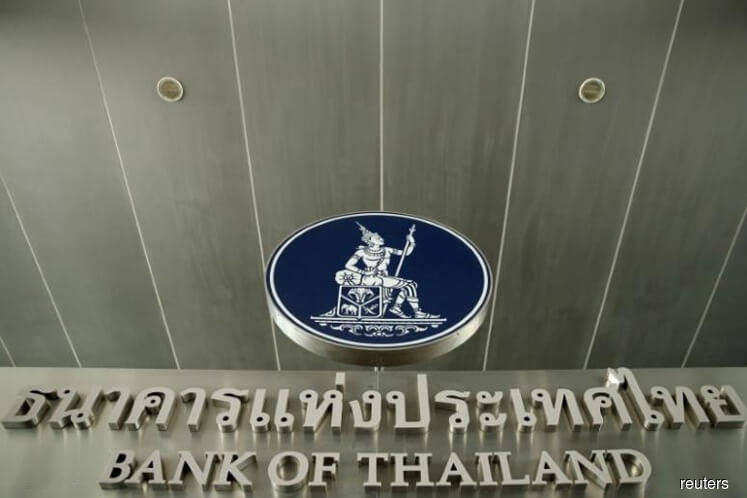 Thai central bank says not in recession, plans steps to curb strong baht