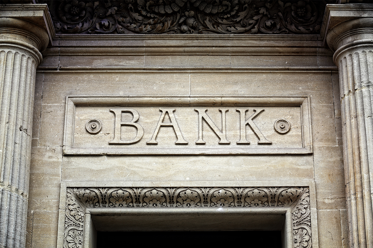 Banking counters fall on targeted moratorium plan