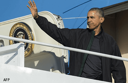 Obama set to challenge China