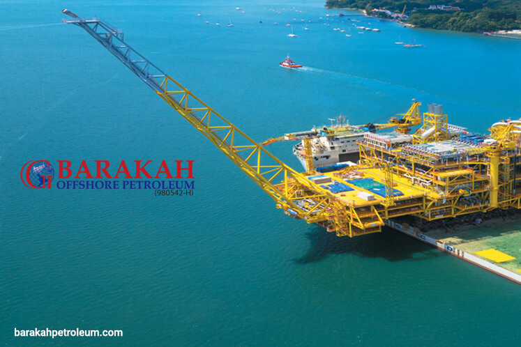 Barakah rises 20% on making another claim against Petronas Carigali