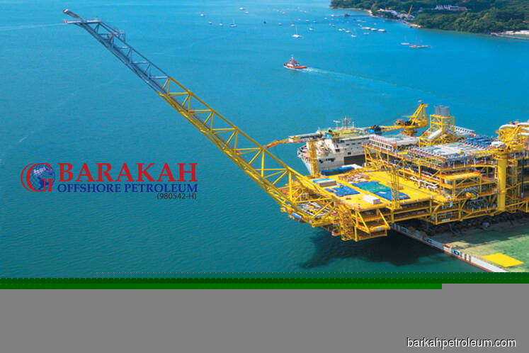 Barakah Offshore to team up with Chinese financial leasing firm