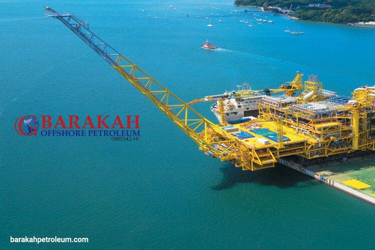 Barakah Offshore包揽1428万美元合约