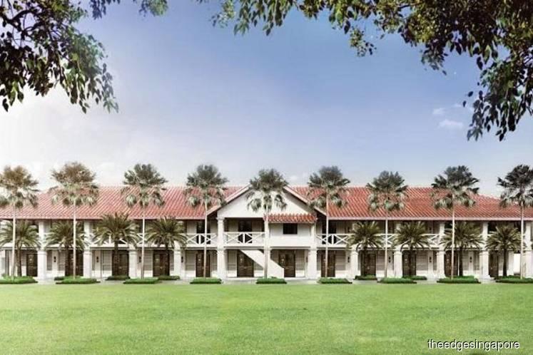 Barracks Hotel announced as third & final brand to join Far East Hospitality's Sentosa portfolio