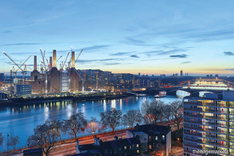 Cover story: Battersea Power Station offers a unique experience in the city