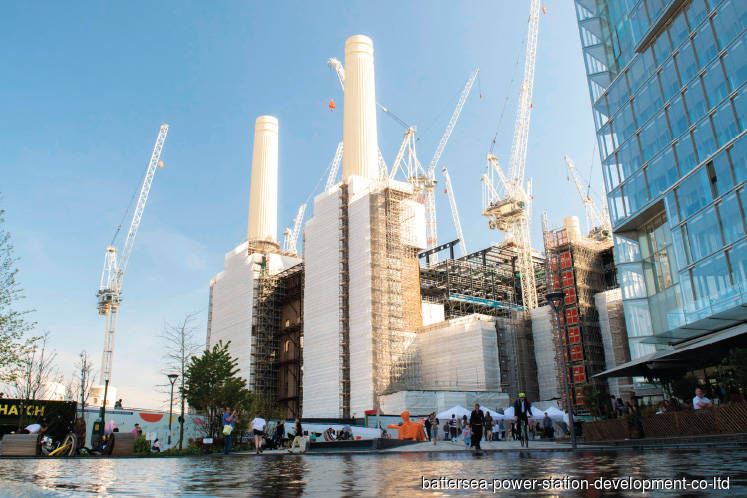 Streetscapes: A nostalgic stroll through Battersea Power Station