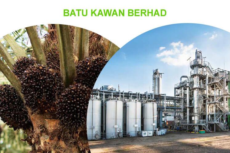 Batu Kawan 4Q net profit down 50.9% on weaker CPO prices