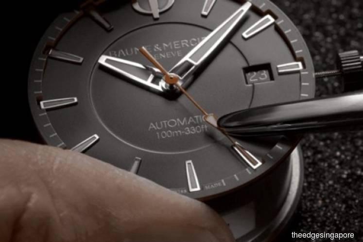FJ Benjamin in partnership to distribute Baume & Mercier watches