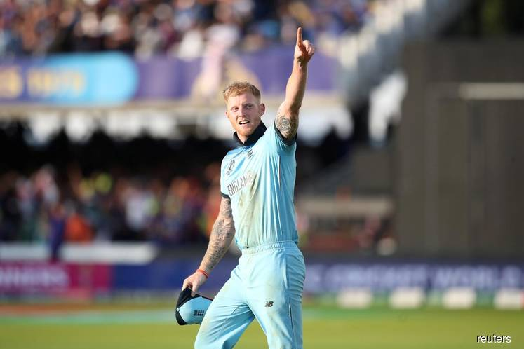 England's 'super-human' Stokes revels in ultimate vindication