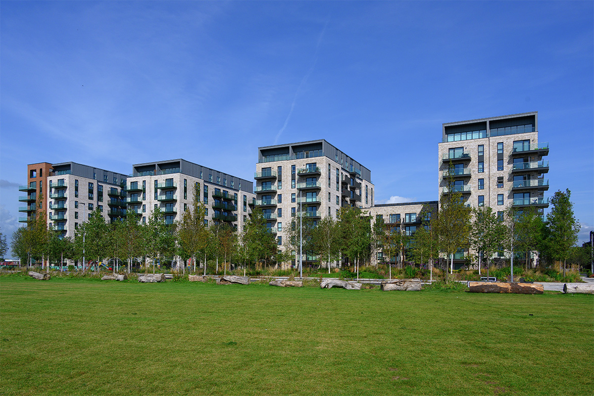 The Green Quarter: One of West London's most ambitious waterside regeneration development in upcoming Crossrail hotspot