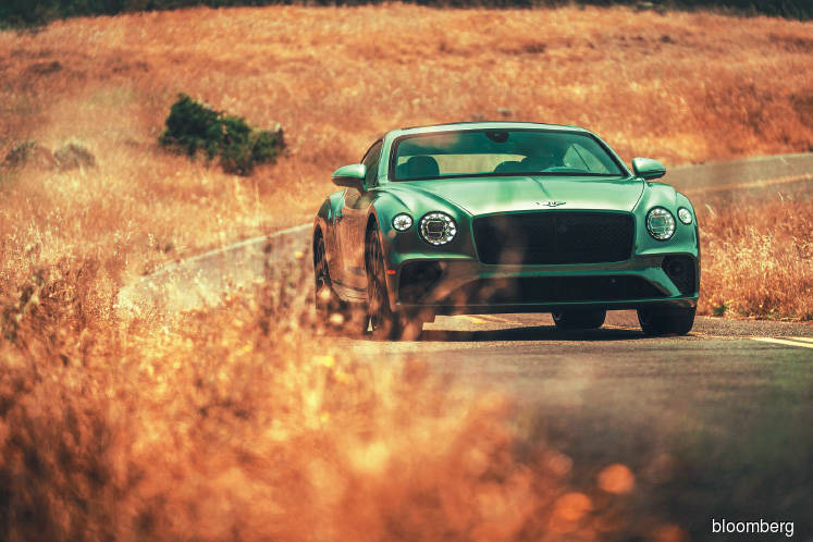Cars: When less is more for the 2020 Bentley Continental GT V8