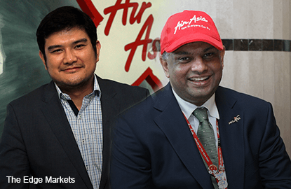 Fernandes congratulates new AAX CEO, says airline going to be very profitable