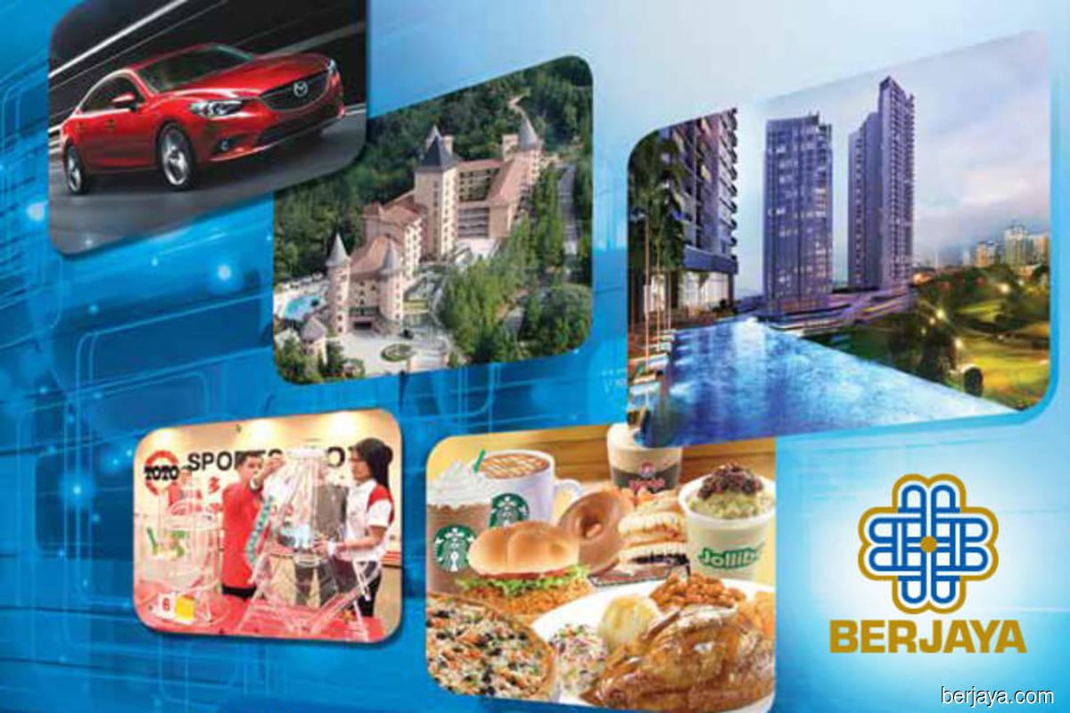 Berjaya Corp opens higher after CEO announced strategic transformation plan