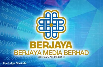 Stock With Momentum: Berjaya Media