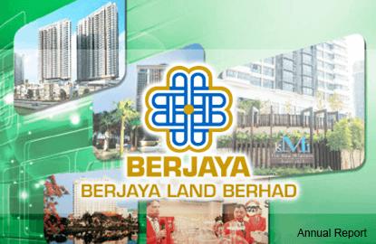 Berjaya Land 1QFY16 net profit plunges 73.7%